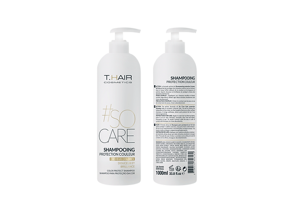 Color Protect Shampoo 1L by T. Hair