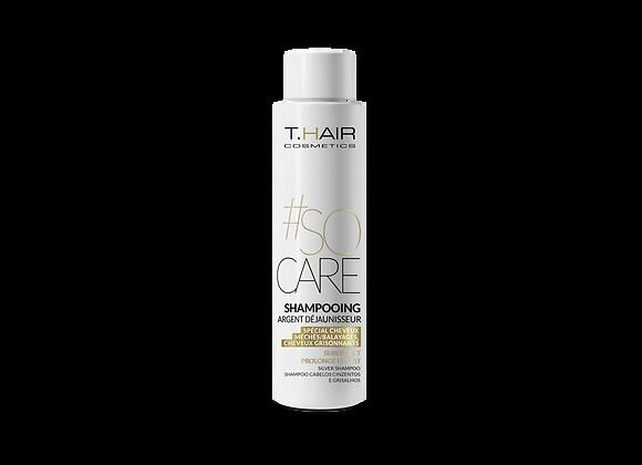 Silver Shampoo - T.Hair Cosmetics
