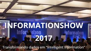 Patrocinando o Information Show 2017