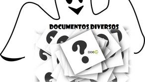 """O fantasma dos """"documentos diversos"""" dentro da empresa"""