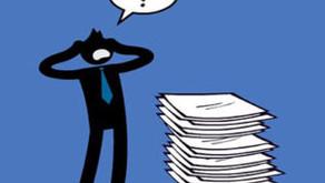 Digitalizei e agora? Devo guardar ou descartar o documento?