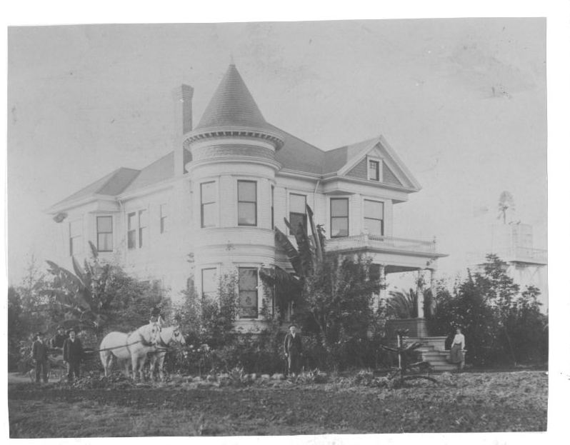 Gill Family Home, c.1900