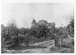Gill Home Gardens, c. 1900