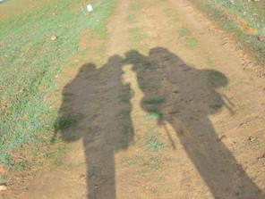 Rugzak-wandelen als metafoor