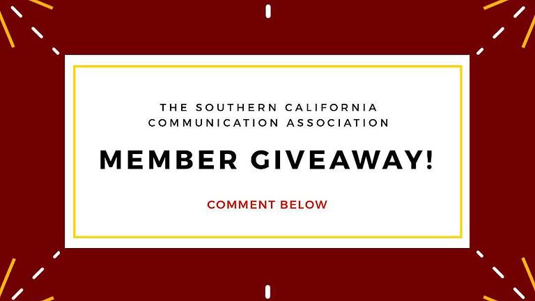 Member Giveaway!