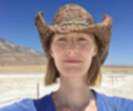 Portrait of Jennifer Little