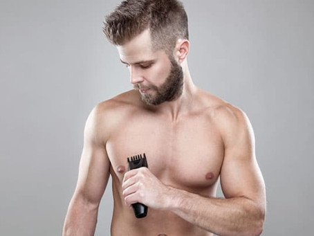 The Complete Guide To Manscaping: Which treatments to choose for the 5 most manscaped areas.