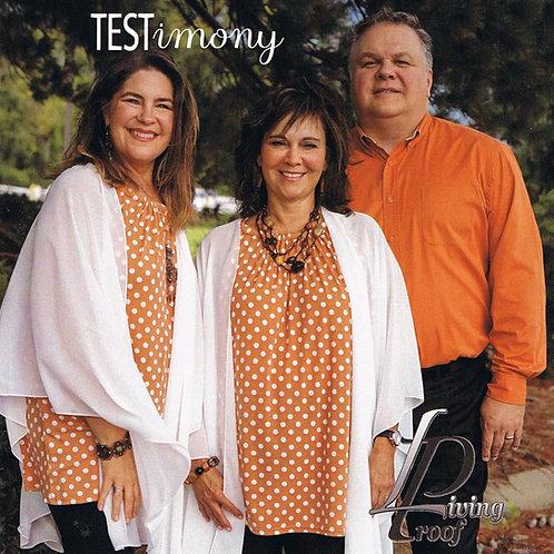 TESTimony - CD
