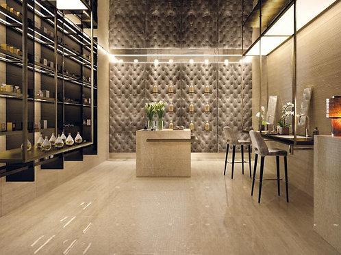 Travertino Floor Project Romano