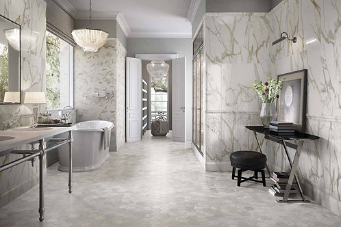 Charme Evo Wall Project Calacatta