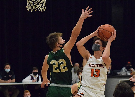HOT START LIFTS STRATFORD BOYS BASKETBALL PAST COLBY IN WIAA DIVISION 3 REGIONAL SEMIFINAL