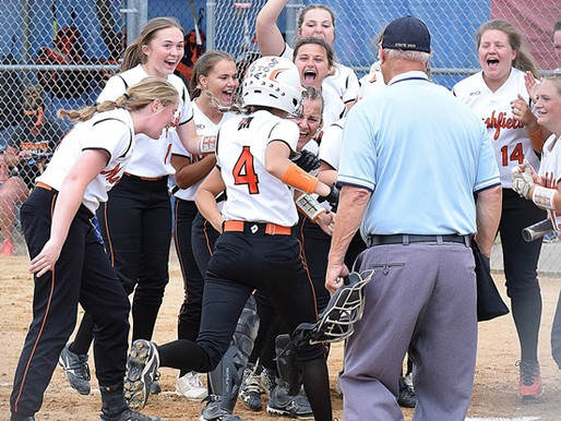 CHIPPEWA FALLS OVERPOWERS MARSHFIELD TO WIN WIAA DIVISION 1 SOFTBALL SECTIONAL FINAL
