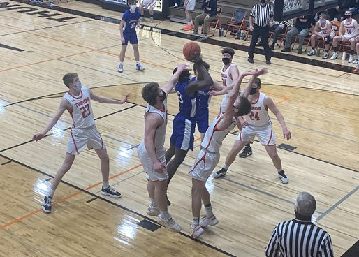 IOLA-SCANDINAVIA HOLDS OFF AUBURNDALE IN WIAA DIVISION 4 BOYS BASKETBALL REGIONAL FINAL