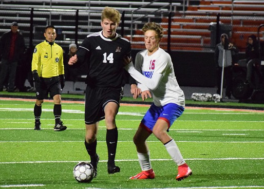 MARSHFIELD'S TREMELLING, ROHERTY EARN FIRST-TEAM HONORS ON ALL-WVC BOYS SOCCER TEAM
