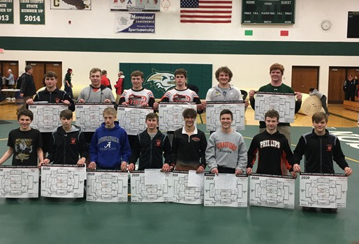 STRATFORD WRESTLING EARNS SEVENTH-STRAIGHT MARAWOOD CONFERENCE CHAMPIONSHIP