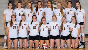 PRENTICE SWEEPS STRATFORD VOLLEYBALL
