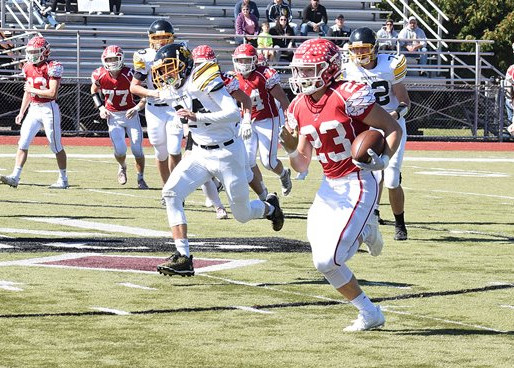 PACELLI FOOTBALL POUNDS ROSHOLT