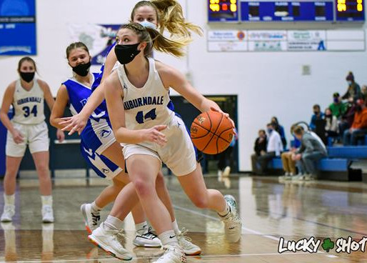ASSUMPTION TOPS AUBURNDALE IN BATTLE OF MARAWOOD SOUTH GIRLS BASKETBALL LEADERS