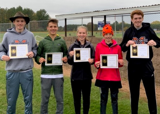 STEVENS POINT BOYS, GIRLS REPEAT AS CHAMPS AT 2019 WISCONSIN VALLEY CONFERENCE CROSS COUNTRY MEET