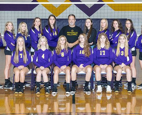 PITTSVILLE VOLLEYBALL SWEEPS PORT EDWARDS TO FINISH CWC SOUTH AT 3-3