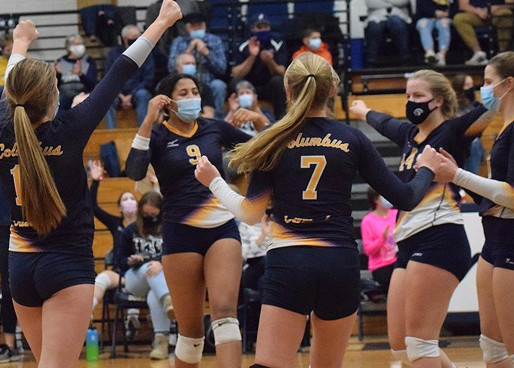 COLUMBUS CATHOLIC VOLLEYBALL FALLS SHORT AT THREE LAKES IN WIAA DIVISION 4 SECTIONAL SEMIFINAL