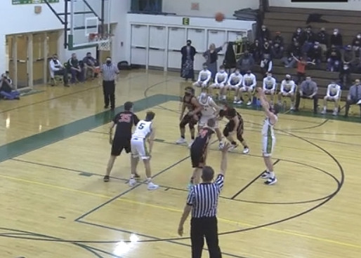 EDGAR BOYS BASKETBALL PULLS AWAY LATE TO DEFEAT HURLEY IN WIAA DIVISION 4 SECTIONAL SEMIFINAL