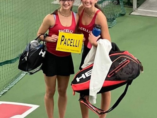 PACELLI DOUBLES TEAM FINISHES FOURTH AT WIAA STATE GIRLS TENNIS TOURNAMENT