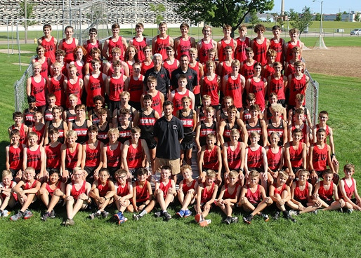 AREA ATHLETES, TEAMS SHINE AT SMILEY CROSS COUNTRY INVITATIONAL