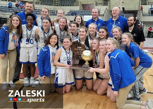 ASSUMPTION NAILS DOWN WIAA DIVISION 5 GIRLS BASKETBALL CHAMPIONSHIP, EARNING 3RD TITLE IN NINE YEARS