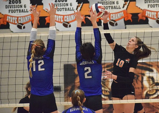 2020 ALL-MARAWOOD CONFERENCE VOLLEYBALL TEAM ANNOUNCED