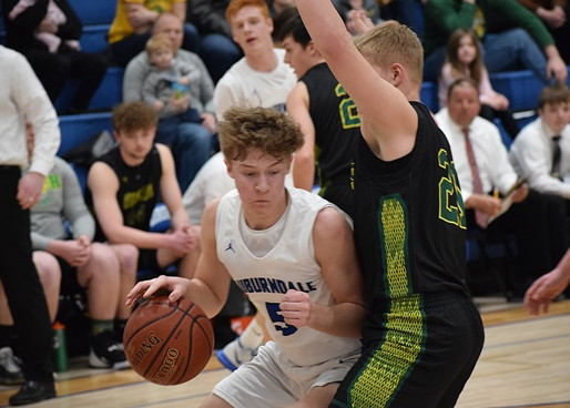 AUBURNDALE STORMS BACK TO BEAT EDGAR, CAPTURE WIAA DIVISION 4 BOYS BASKETBALL REGIONAL TITLE