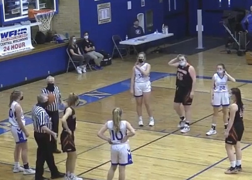 STRATFORD GIRLS BASKETBALL ROLLS PAST ASSUMPTION, GRABS SHARE OF MARAWOOD SOUTH TITLE