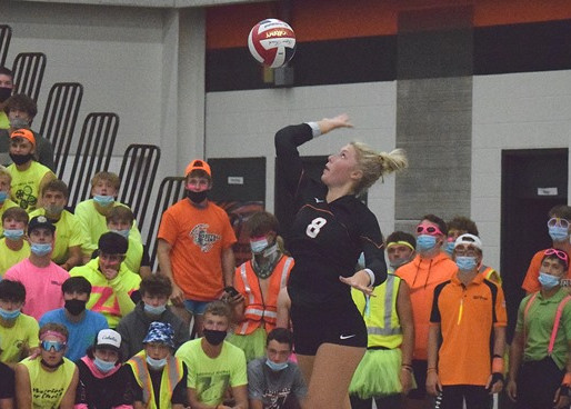 MARSHFIELD VOLLEYBALL SNAGS ROAD WIN AT WISCONSIN RAPIDS