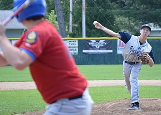 MARSHFIELD KNOCKS OFF MERRILL, WISCONSIN RAPIDS TO STAY ALIVE IN CLASS AAA SENIOR LEGION REGIONAL