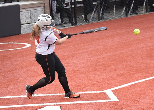 MARSHFIELD SOFTBALL BLOWS PAST EAU CLAIRE MEMORIAL IN DOUBLEHEADER SWEEP