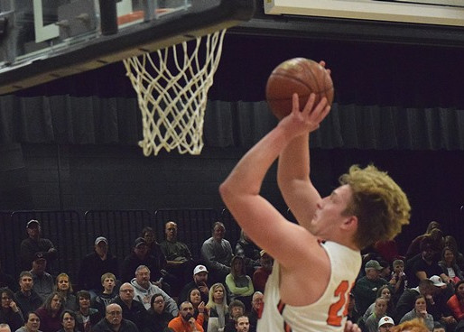 BARTEN, WEINFURTER NAMED MARAWOOD SOUTH BOYS BASKETBALL CO-PLAYERS OF THE YEAR