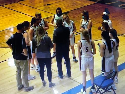 COLUMBUS CATHOLIC GIRLS BASKETBALL EARNS TIGHT ROAD WIN AT GILMAN