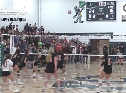 FALL CREEK HOLDS OFF STRATFORD TO WIN WIAA DIVISION 3 VOLLEYBALL SECTIONAL SEMIFINAL