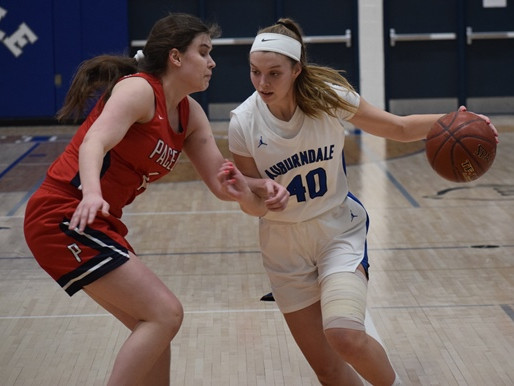 ALL-MARAWOOD SOUTH GIRLS BASKETBALL TEAM: NEWMAN CATHOLIC'S JULIA SEIDEL NAMED PLAYER OF THE YEAR