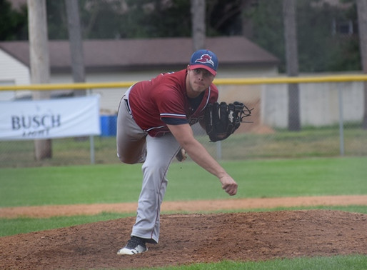 CHAPARRALS SHUT OUT BY OSSEO IN WBA PLAYOFF ACTION