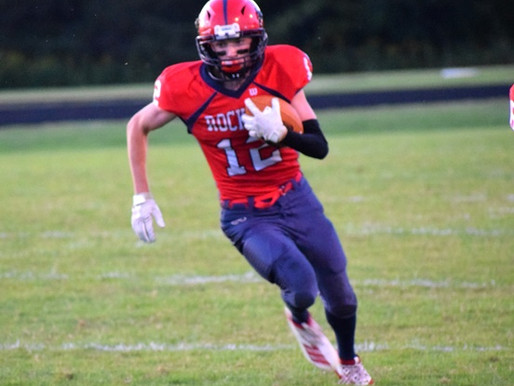 SPENCER/COLUMBUS FOOTBALL ROUGHS UP FALL CREEK FOR FIRST WIN OF SEASON