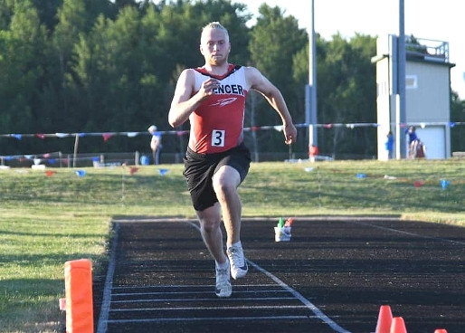 AUBURNDALE WINS NINE EVENTS, COLBY EIGHT AT WIAA DIVISION 3 COLBY TRACK REGIONAL