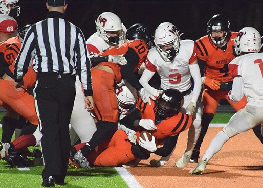 WISCONSIN RAPIDS FOOTBALL HOLDS OFF MARSHFIELD
