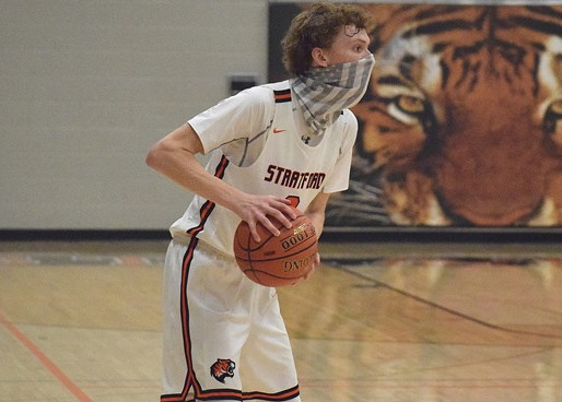STRATFORD BOYS BASKETBALL STARTS STRONG, TOPS PHILLIPS