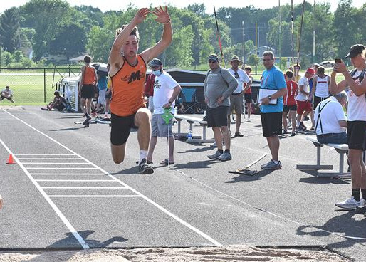 STEVENS POINT EARNS 36 SECTIONAL SPOTS, MARSHFIELD 15 AT WIAA DIVISION 1 D.C. EVEREST TRACK REGIONAL