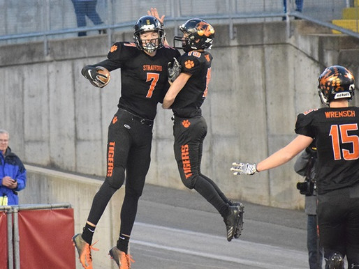 FOOTBALL PREVIEW: STRATFORD BRINGS EXPERIENCE, TALENT INTO FINAL MARAWOOD SEASON