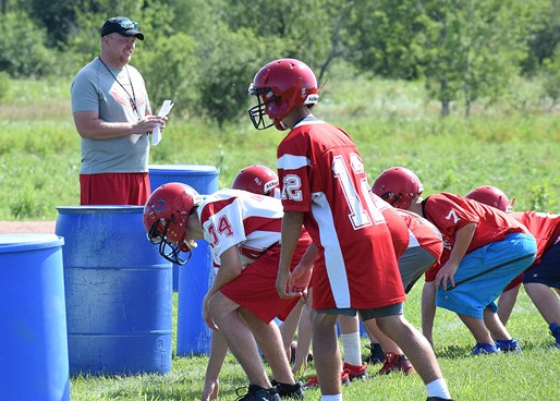 SPENCER/COLUMBUS FOOTBALL MOVES INTO NEW CONFERENCE, EYES CONTINUED SUCCESS