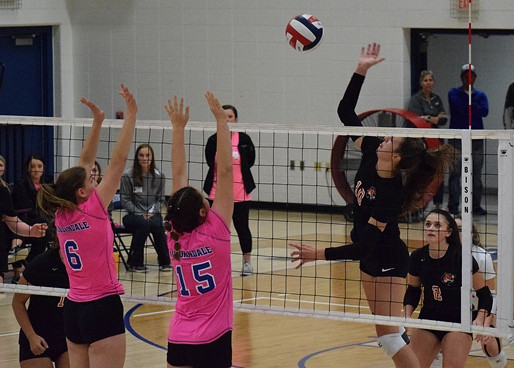 STRATFORD HAS THREE FIRST-TEAM PICKS ON ALL-MARAWOOD CONFERENCE SOUTH VOLLEYBALL TEAM