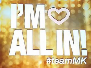 I'm ALL IN #teammk