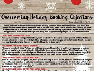 GREAT Holiday Booking Scripts